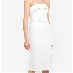 Bardot Georgia Strapless Dress SOLD